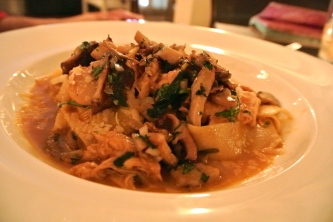 Rabbit Ragu at Artisan